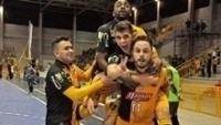 itória colocou o Sorocaba na liderança da Liga Futsal