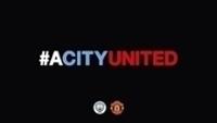 City homenageou rival e também cidade de Manchester