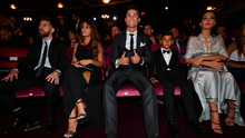 Messi Cristiano Fifa Awards 23102017