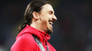 Ibrahimovic Manchester United Ajax Final Liga Europa 24/05/2017