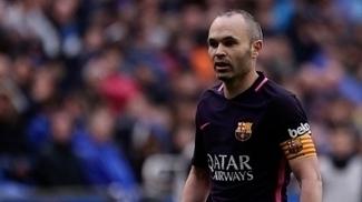Iniesta não quer enfrentar os espanhóis nas quartas da Champions League