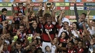 Flamengo, taça, campeão carioca, Maracanã, 2017
