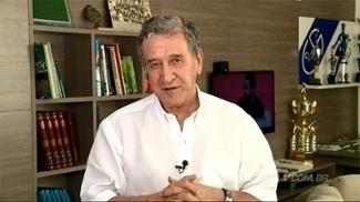 Carlos Alberto Parreira participará do evento em Luque