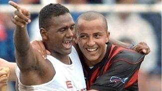 Kléber Pereira e Alex Mineiro