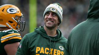 Aaron Rodgers NFL Packers 16122017