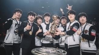 SKT levanta o troféu de campeã no MSI 2017