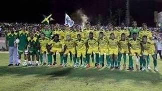 Equipe do Estanciano, a última defendida por Uche