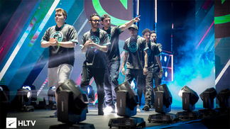 Immortals ficou com o segundo lugar no segundo major do ano
