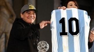 Diego Maradona vê vaga na Copa de 2018 ameaçada