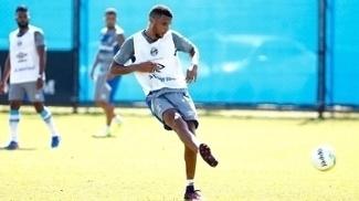 Lucas Rex está no grupo de transição do Grêmio