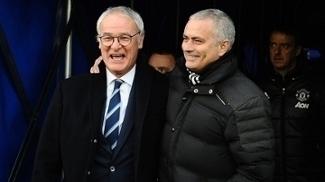 Mourinho defende Ranieri: 'Ninguém pode apagar a história que você escreveu'