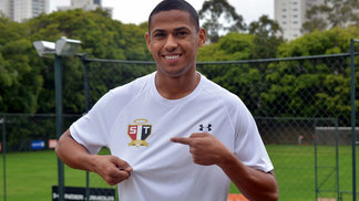 Zagueiro Bruno Alves, ex-Figueirense, é o novo jogador do São Paulo