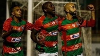 Portuguesa superou o Rio Claro no Canindé por 2 a 1