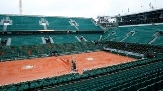 Roland Garros tem 95 jogos na programação desta quarta