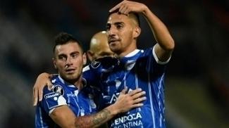 Godoy Cruz-ARG venceu o Sport Boys-BOL na Copa Libertadores