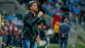Renato Gaúcho não viu declaração de Mano como polêmica