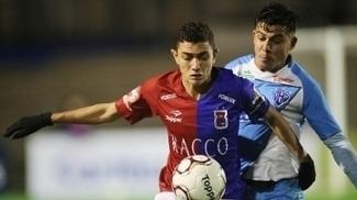 Paraná empatou com Paysandu