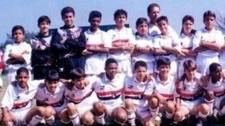 Kaká e Julio Santos jogaram juntos