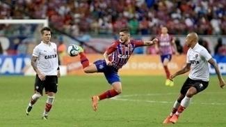 Bahia eliminou o Vitória na semifinal da Copa do Nordeste