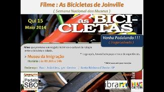 Pedal Urbano e exibição de filme em Santa Bárbara d'Oeste
