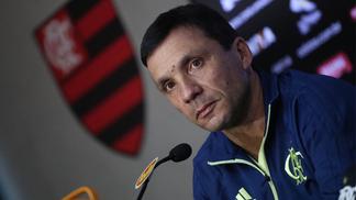 Zé Ricardo crê que jogo contra o Palmeiras é fundamental