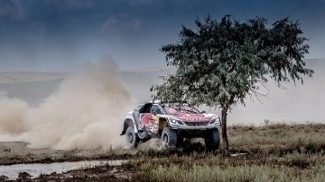Cyril Despres / David Castera (Peugeot 3008DKR)