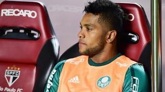 Borja ainda não justificou a fortuna investida pelo Palmeiras