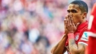 Douglas Costa Lamenta Bayern Frankfurt Campeonato Alemão 11/03/2017
