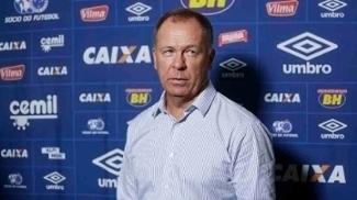 Mano Menezes comentou a atuação do Volta Redonda