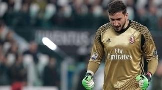 Donnarumma teve atuação destacada no clássico contra a Juventus
