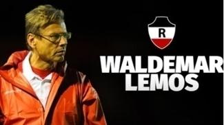 Waldemar Lemos é o novo treinador do River-PI