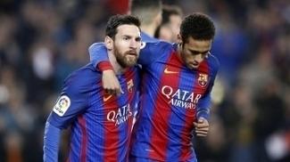 A pressão continua: Messi faz de pênalti no fim, Barça sofre muito, mas vence Leganés