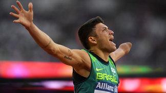 Petrúcio Ferreira conseguiu o tempo de 21s21