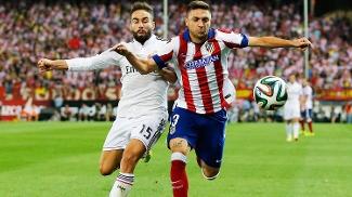 Guilherme Siqueira Atletico de Madri Carvajal Real Madrid Supercopa da Espanha 22/08/2014
