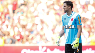 Martin Silva, goleiro do Vasco