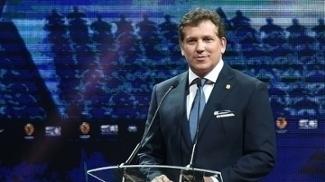 Alejandro Domínguez se mostrou empolgado com a ideia em entrevista à rádio paraguaia