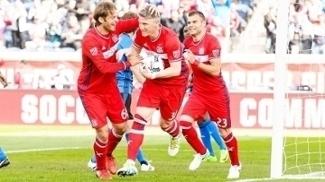 Ex-ídolo do Bayern defende agora o Chicago Fire