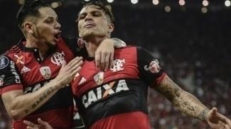 Flamengo, Guerrero, Pará, Maracanã, Libertadores, 2017