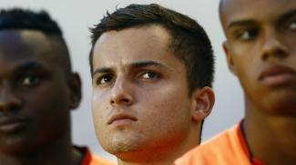 Jean Chera, da Grécia, se ofereceu para jogar no Botafogo em 2015