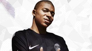 PSG define número da camisa de Mbappé  veja a numeração completa para a  temporada  ba6217c6bc084