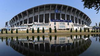 Philip II Arena, principal estádio da Macedônia