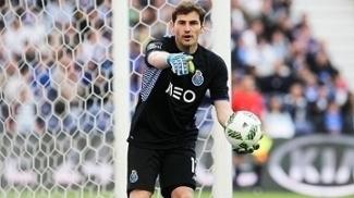 Casillas Porto Sporting Campeonato Portugues 30/04/2016
