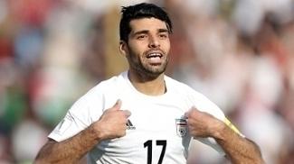 Irã venceu a China nesta terça-feira e ficou muito perto da Copa