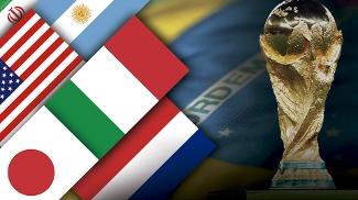 Classificados para a Copa do Mundo FIIFA