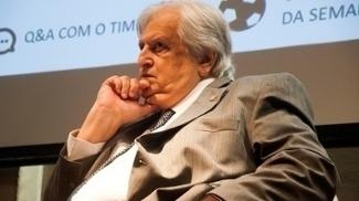 Modesto Roma Júnior participa de evento no Museu do Futebol