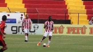Rodrigo Souza ainda é dúvida para o clássico contra o Sport