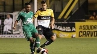Criciúma vence Chapecoense e termina o returno na segunda posição no Catarinense; veja