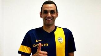 Rafael Marques é apresentado pelo Hellas Verona
