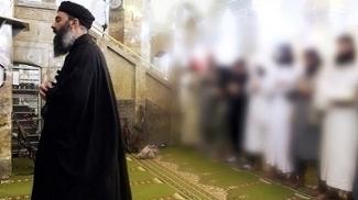 Abu Bakr al-Baghdadi Estado Islamico ISIS 05/06/2014