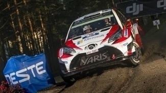 Jari-Matti Latvala / Miikka Anttila (Toyota Yaris WRC)